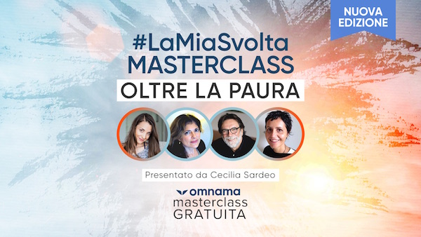 lamiasvolta masterclass nuova edizione banner